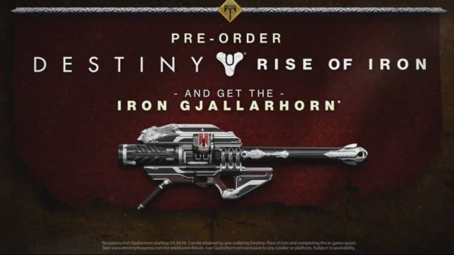 destiny rise of iron gjallarhorn