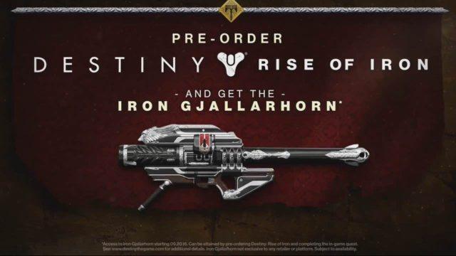 destiny rise of iron gjallarhorn