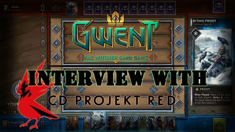 Gwent in Detail: CD Projekt Red Interview