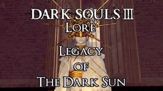 Legacy of the Dark Sun Gwyndolin