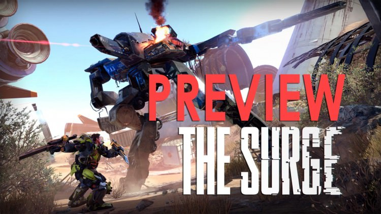 The Surge: Mech-Borne