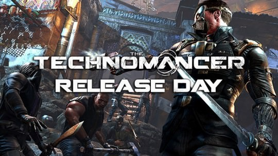 The Technomancer Releases Today