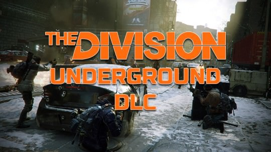 The Division Underground DLC Now Available