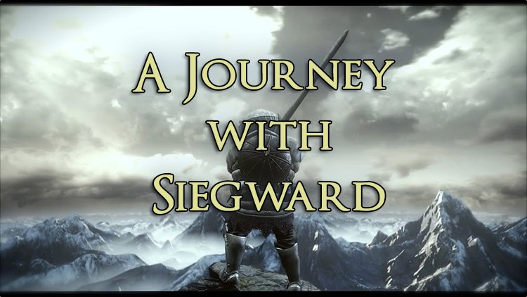 Dark Souls 3: A Journey with Siegward
