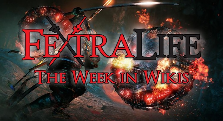 The Week in Wikis: Souls to Samurais