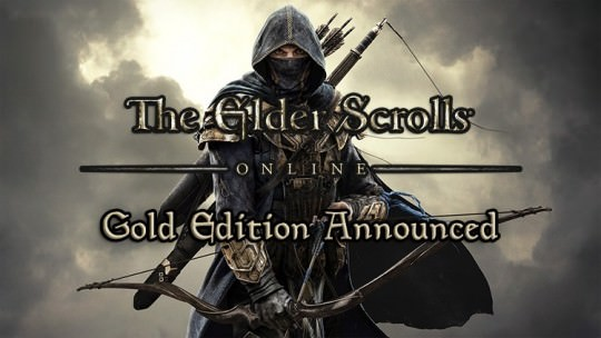 The Elder Scrolls Online Gold Edition Coming in September