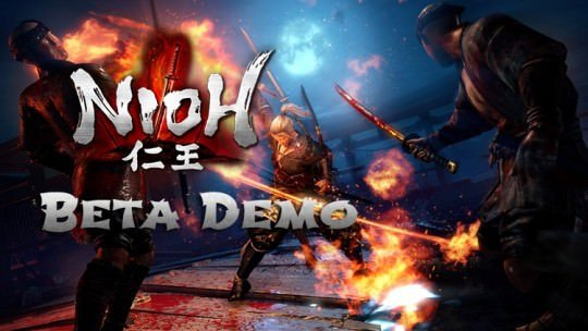 Nioh Beta Demo Coming In August