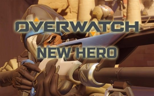 New Overwatch Hero Revealed