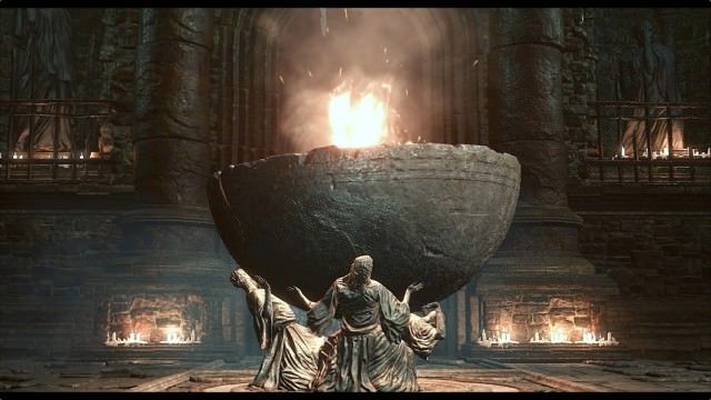 siegward The Profane Flame