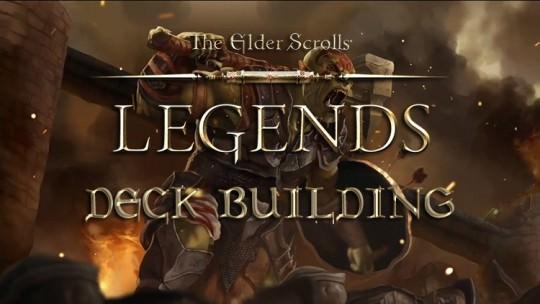 Deck Building in The Elder Scrolls Legends