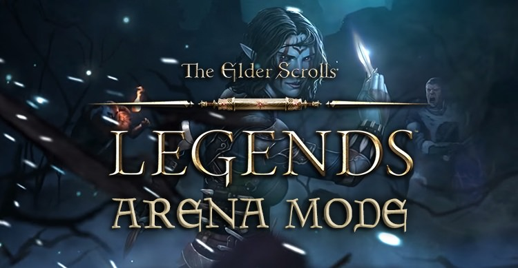 A Look at The Arena in The Elder Scrolls Legends
