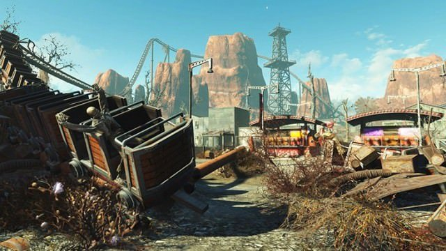 Nuka World Coaster