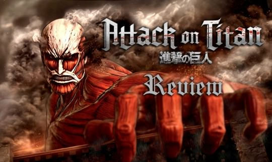 Attack on Titan Review (PS4)