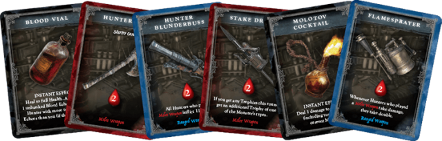bloodborne card game 2 player