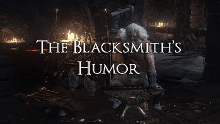 The Blacksmith's Humor: Deciphering Runes in Dark Souls