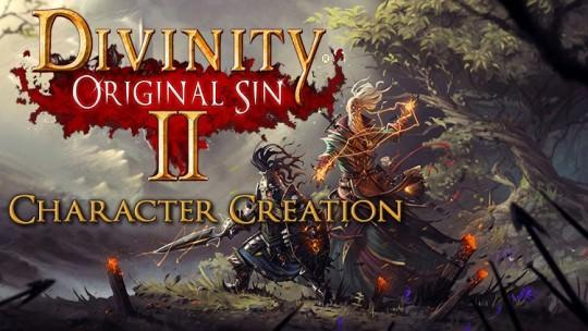 Divinity: Original Sin 2 Character Creation & Stats Developer Update