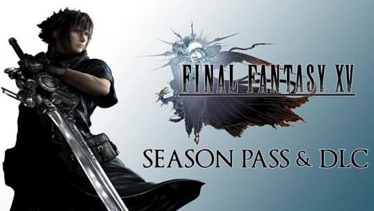 Final Fantasy Season Pass & DLC Info