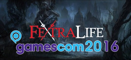 Gamescom 2016: Interview Lineup & Appointments