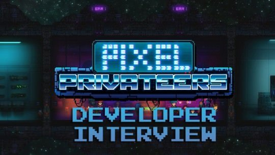 Pixel Privateers: Developer Interview With Quadro Delta On Loot, Multiplayer, Classes and More