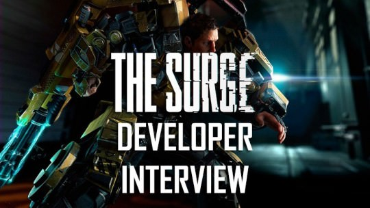 The Surge Interview with Deck 13: New Info on Combat, Weapons, Armor & Stats