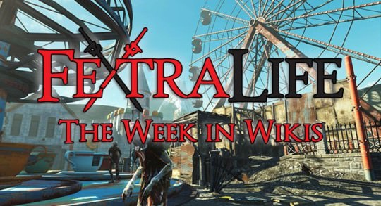 The Week in Wikis: Nuka-World, Witcher GOTY, Trailers & More