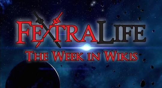The Week in Wikis: Mass Effect, Mods, & New Horizons