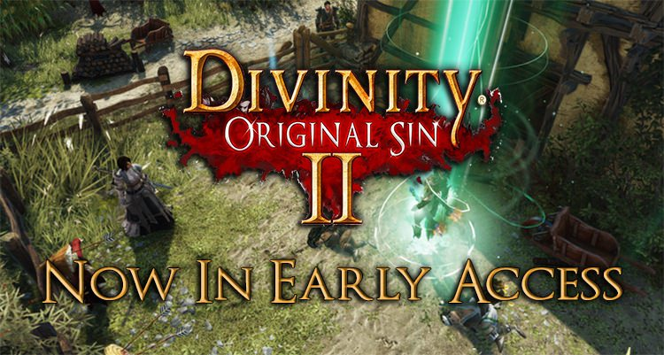 Divinity: Original Sin 2 Hits Early Access Today