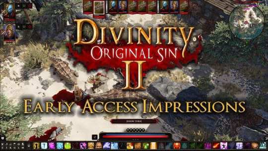 Divinity Original Sin 2 Already Moves the Franchise Forward in Early Access