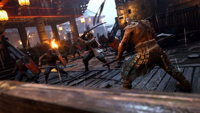 for honor combat 2