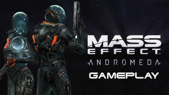 New Mass Effect: Andromeda Gameplay Shown at Playstation Meeting