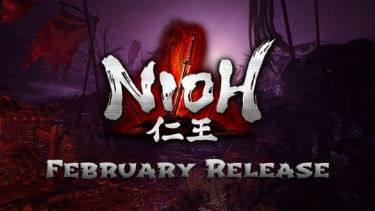 Nioh Coming To PS4 In February 2017