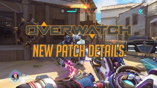 New Overwatch Patch Now Available on Public Test Region