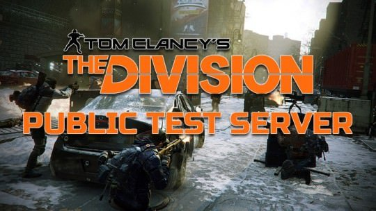 The Division to Receive a Public Test Server and Quality of Life Update