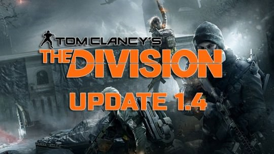 Ubisoft Previews Update 1.4 for The Division