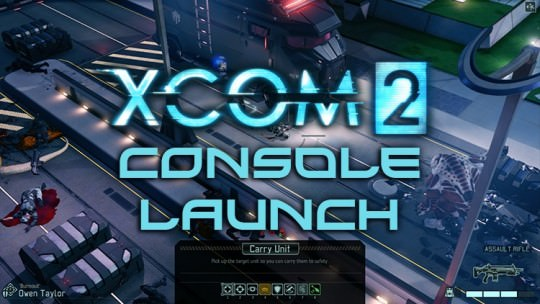 XCOM 2 Launches On Consoles Today