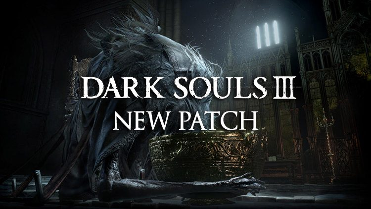 New Dark Souls 3 Patch Arriving This Friday