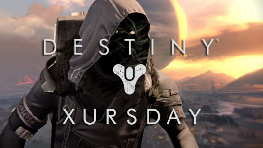 Destiny: Xur's Location & Inventory For April 28th-29th