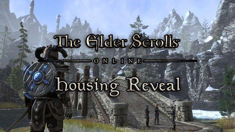Housing Coming to The Elder Scrolls Online Next Year