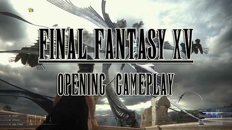 final fantasy xv hdr