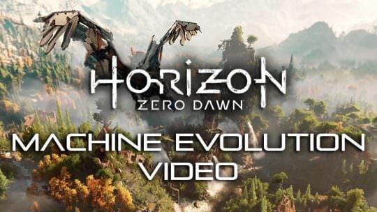 New Horizon Zero Dawn Dev Diary Explores How the Machine Designs Evolved
