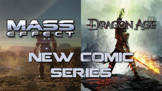 Mass Effect: Andromeda and Dragon Age To Receive New Comic Series