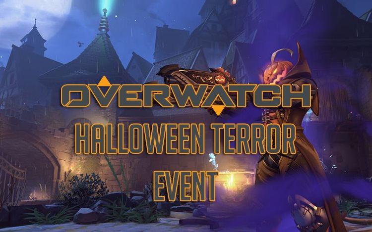 Overwatch Halloween Terror Event Begins Today, New Update Released ...