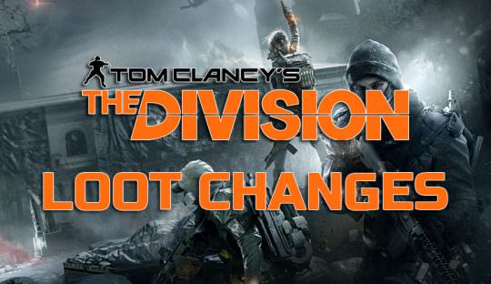The Division Previews Upcoming Changes To Loot System