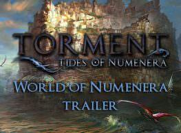 New Torment: Tides of Numenera Trailer Explores the Science Fantasy World of Numenera