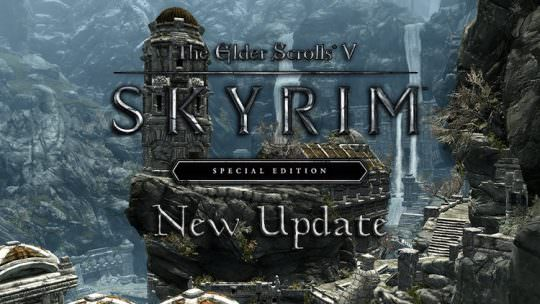 New Skyrim Update Now in Beta on PC, Full Release Soon