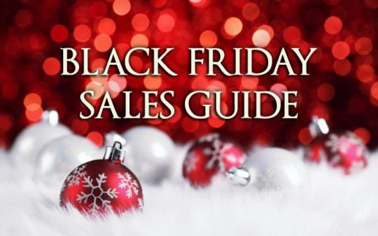 Find Game and Gear Deals With Our Black Friday Sales Guide