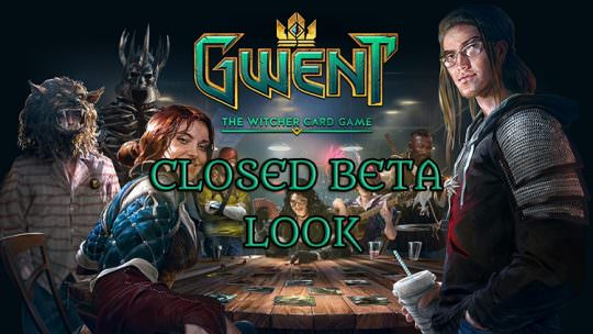 CD Projekt Red Shares Gwent Closed Beta Video Preview