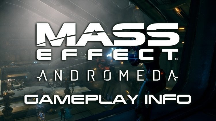 New Mass Effect Andromeda Gameplay Info on Jetpacks, Combat & Design