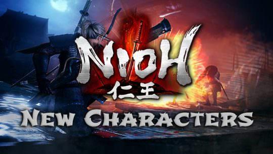 Nioh Image from Famitsu Shows New Historical NPCs