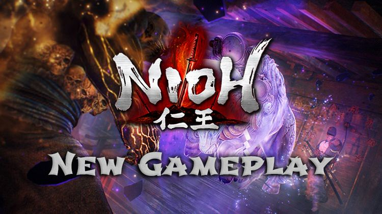 Nioh Livestream Shows New Gameplay Stage & Toad Boss
